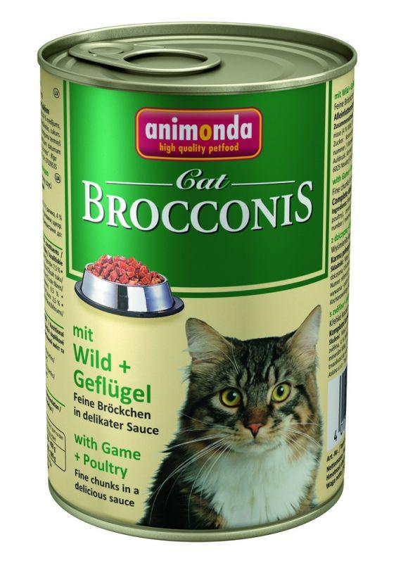 Animonda | Brocconis Wild & Geflügel