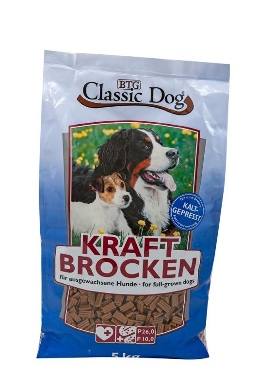 Classic Dog | Kraftbrocken