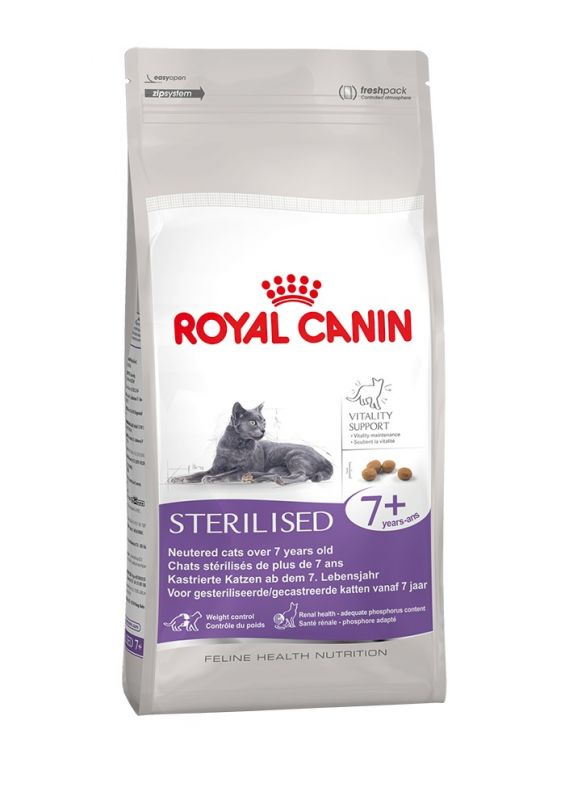 Royal Canin | Sterilised 7+