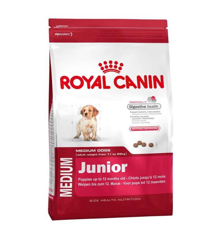 Royal Canin | Medium Junior