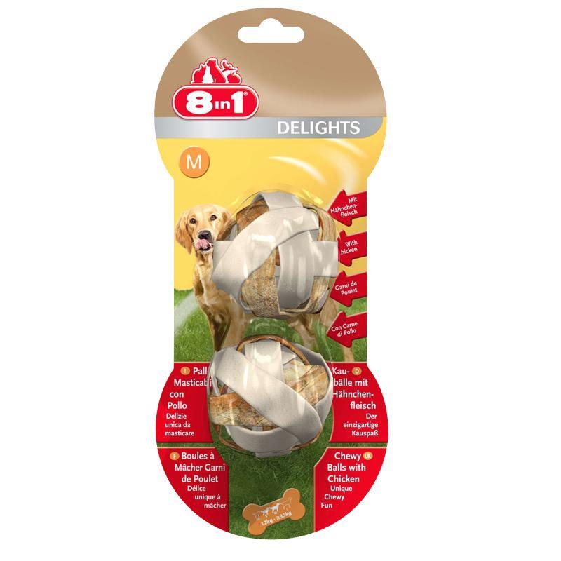 8in1 | Delights Balls