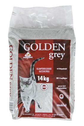 Golden grey | Katzenstreu