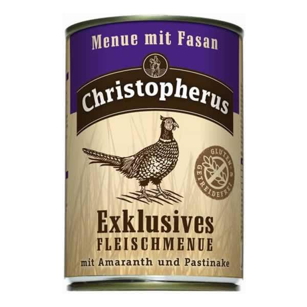 Allco | Christopherus Menü mit Fasan