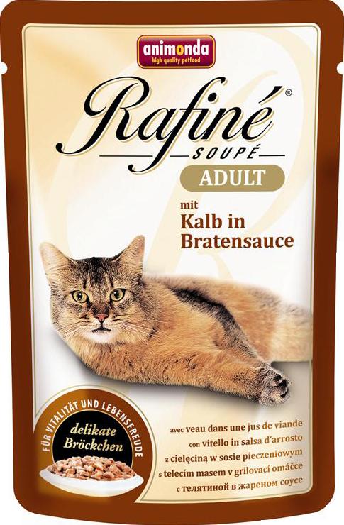 Animonda | Rafiné Soupé Adult Kalb in Bratensauce