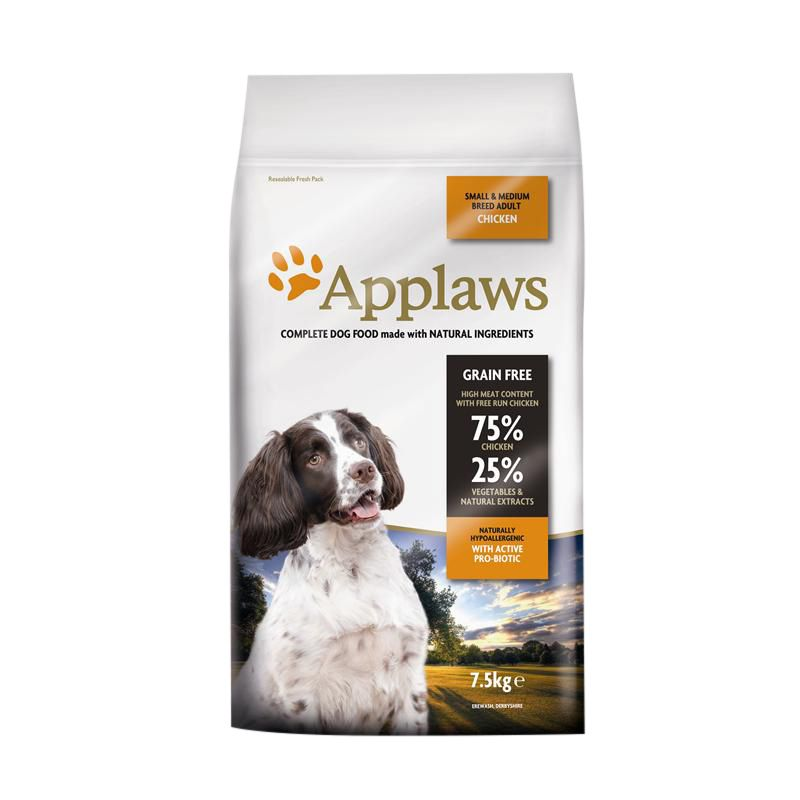 Applaws | Small & Medium Breed Chicken & Lamb