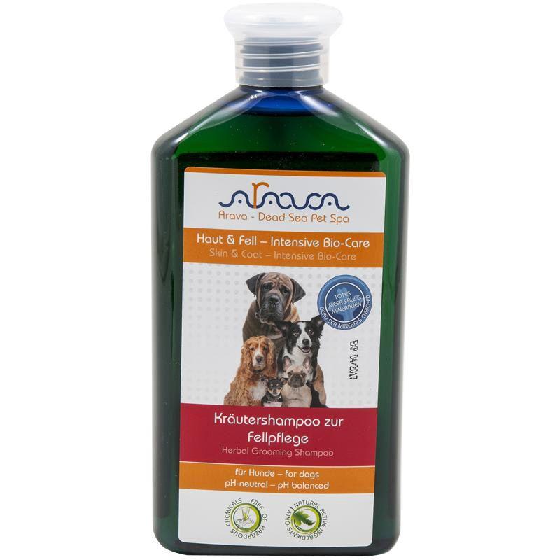 Arava | Kräutershampoo zur Fellpflege