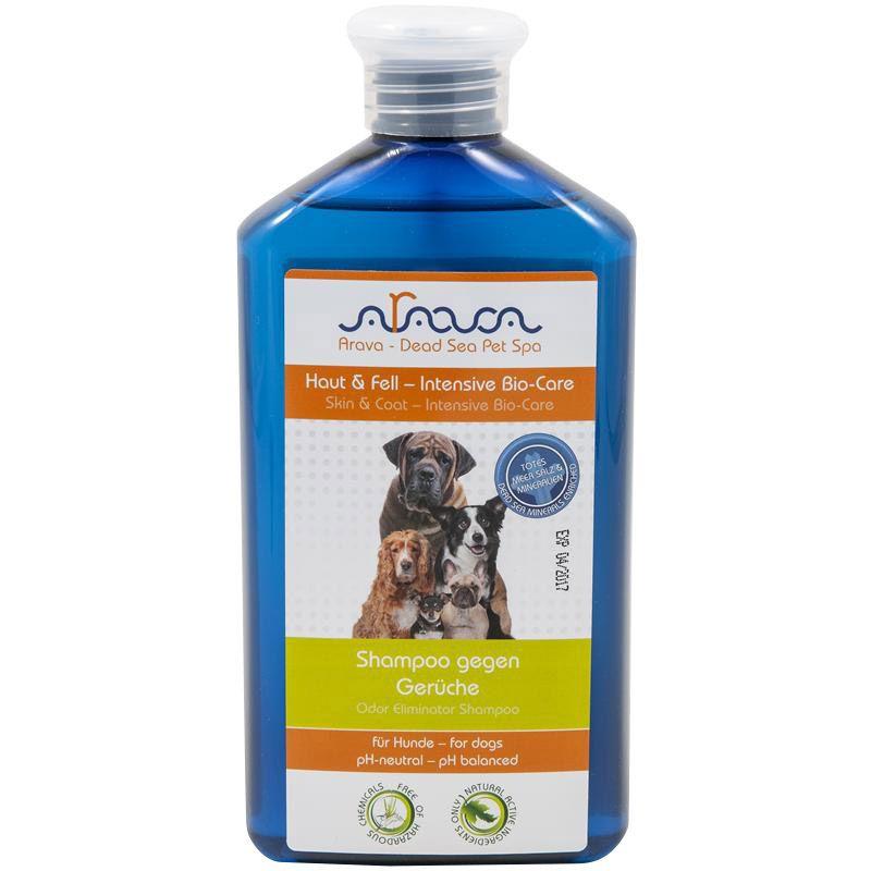 Arava | Shampoo gegen Gerüche