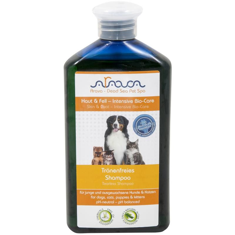 Arava | Tränenfreies Shampoo