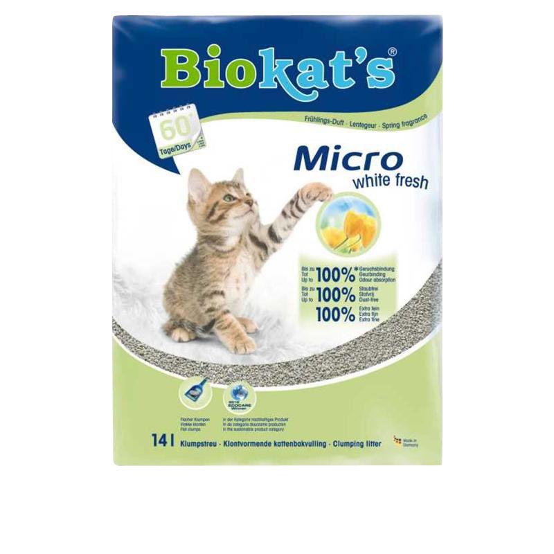 Biokat's | Micro White Fresh