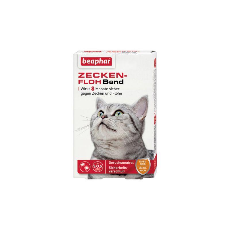 Beaphar | Zecken-Flohband