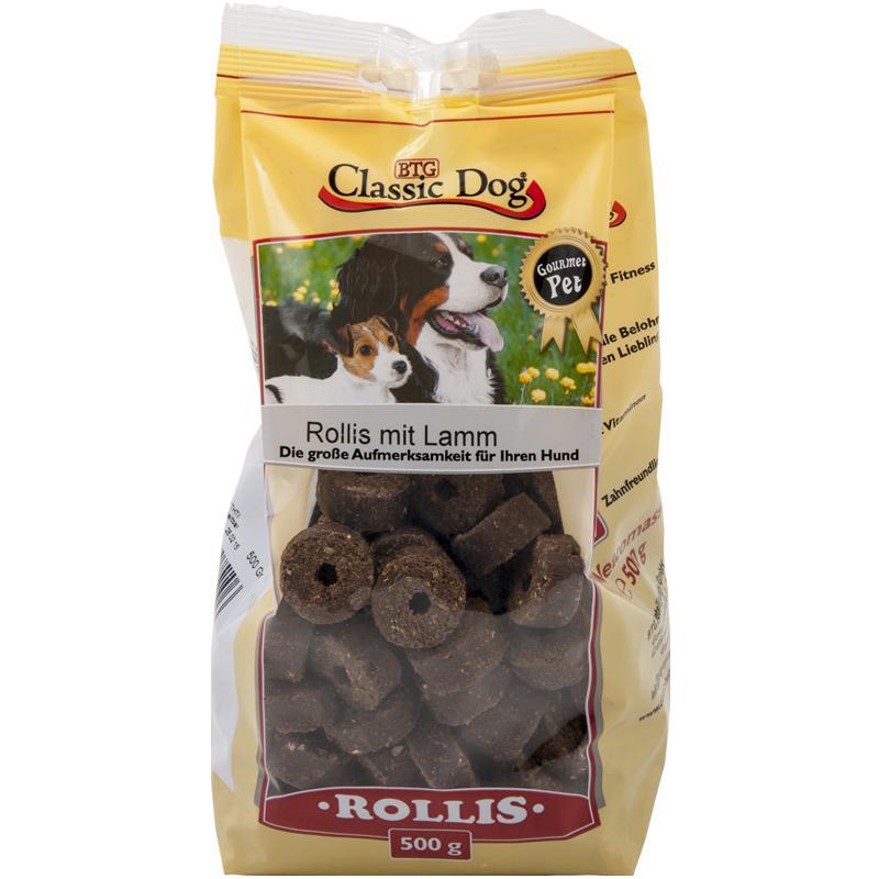 Classic Dog | Rollis mit Lamm