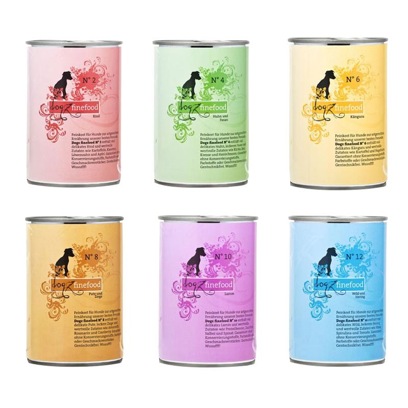 Dogz finefood | Multipack 1