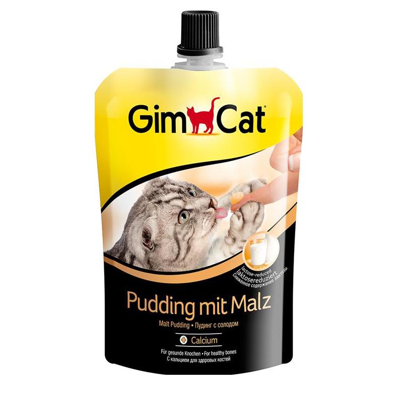 Gimpet | Pudding mit Malz