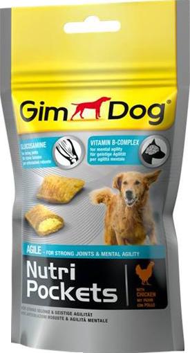 Gimdog | Nutri Pockets Agile