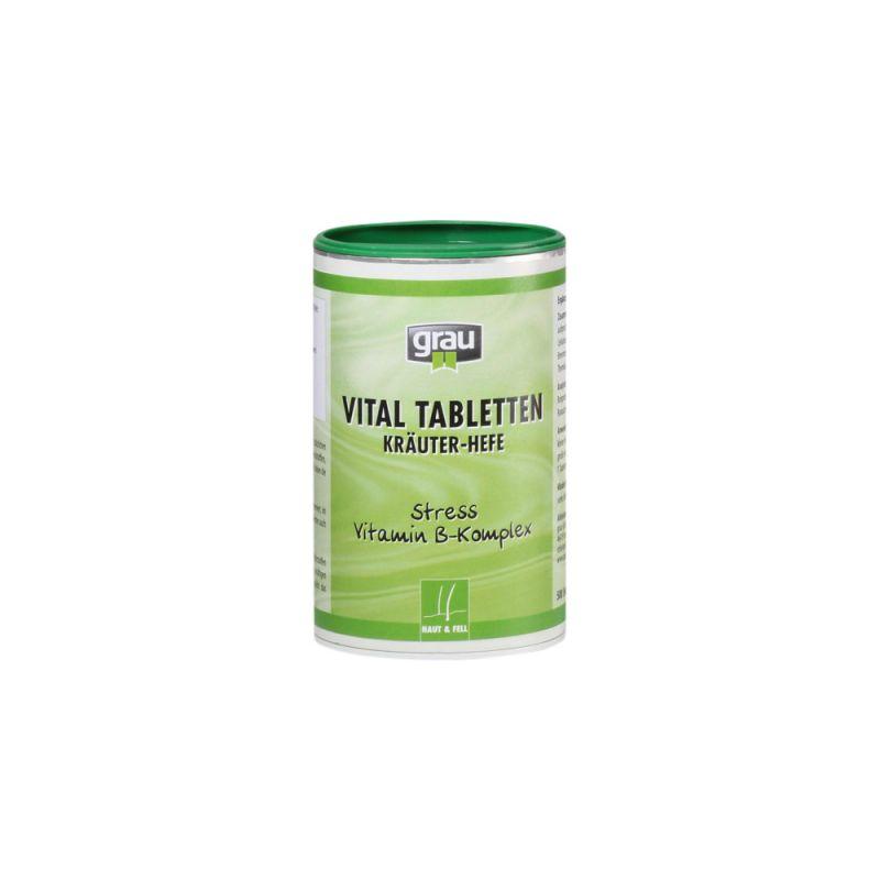 grau | Vital Tabletten