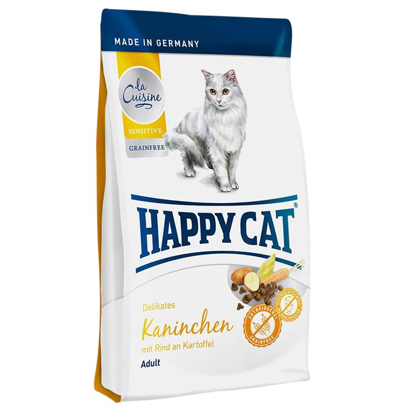 Happy Cat | Sensitive Grainfree Kaninchen