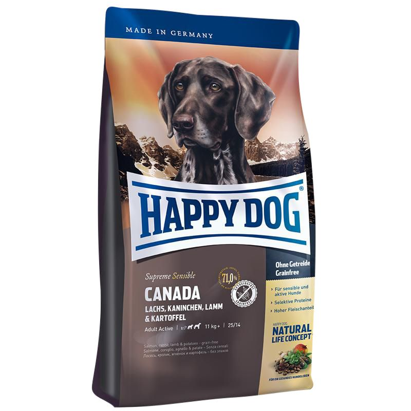 Happy Dog | Supreme Sensible Canada