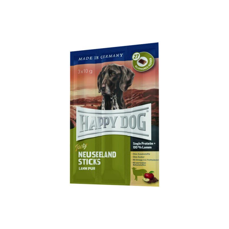 Happy Dog | Tasty Neuseeland Sticks