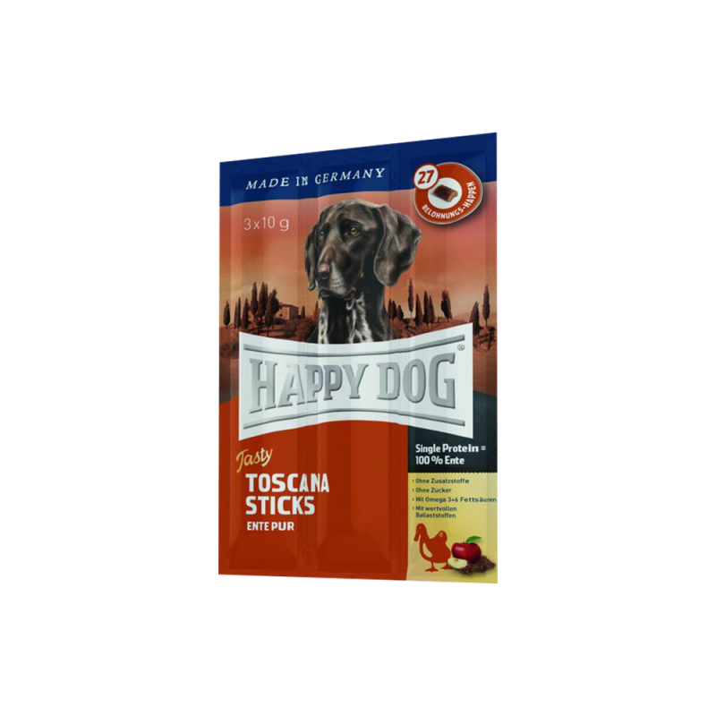 Happy Dog | Tasty Toscana Sticks