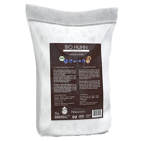 Herrmann's | Huhn mit Reis