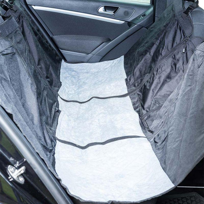 Hunter | Autoschutzdecke Comfort, schwarz