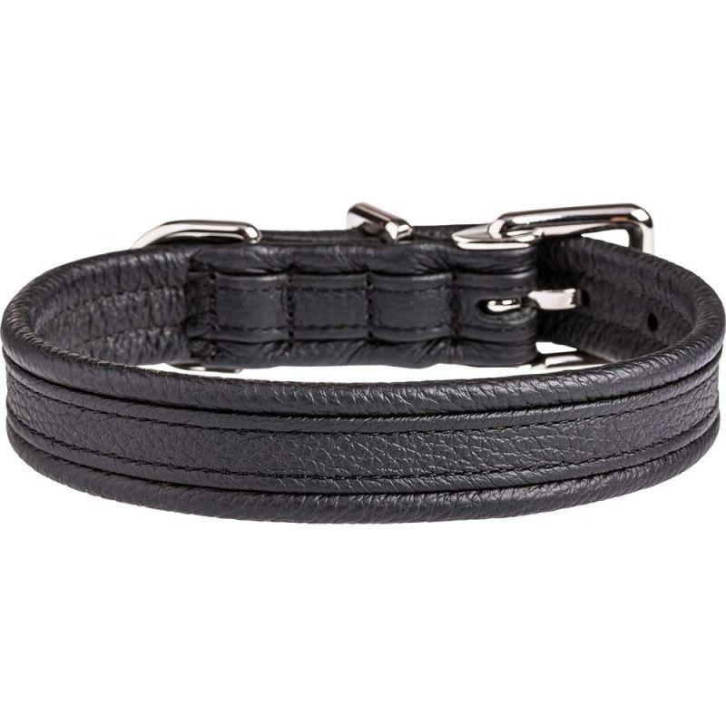Hunter | Halsband Special Edition Leder - schwarz