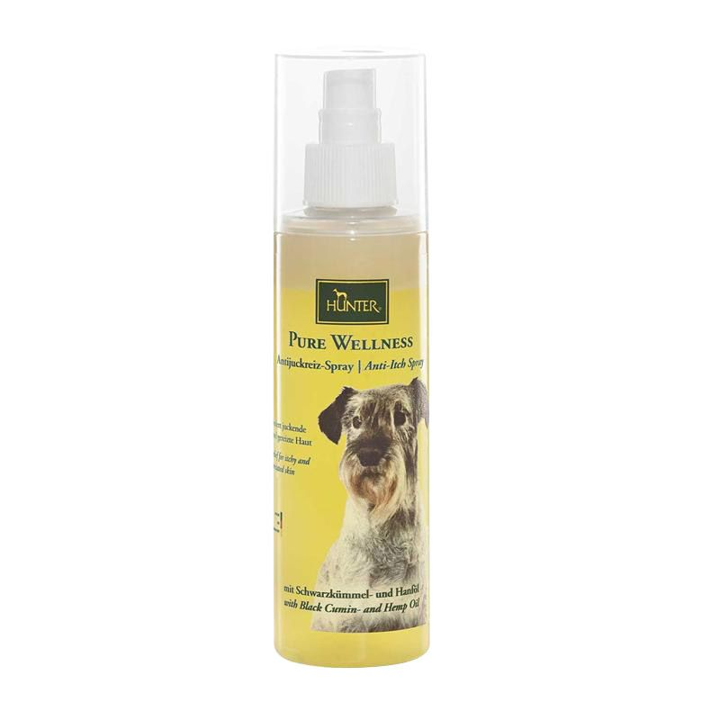 Hunter | Pure Wellness Antijuckreiz-Spray