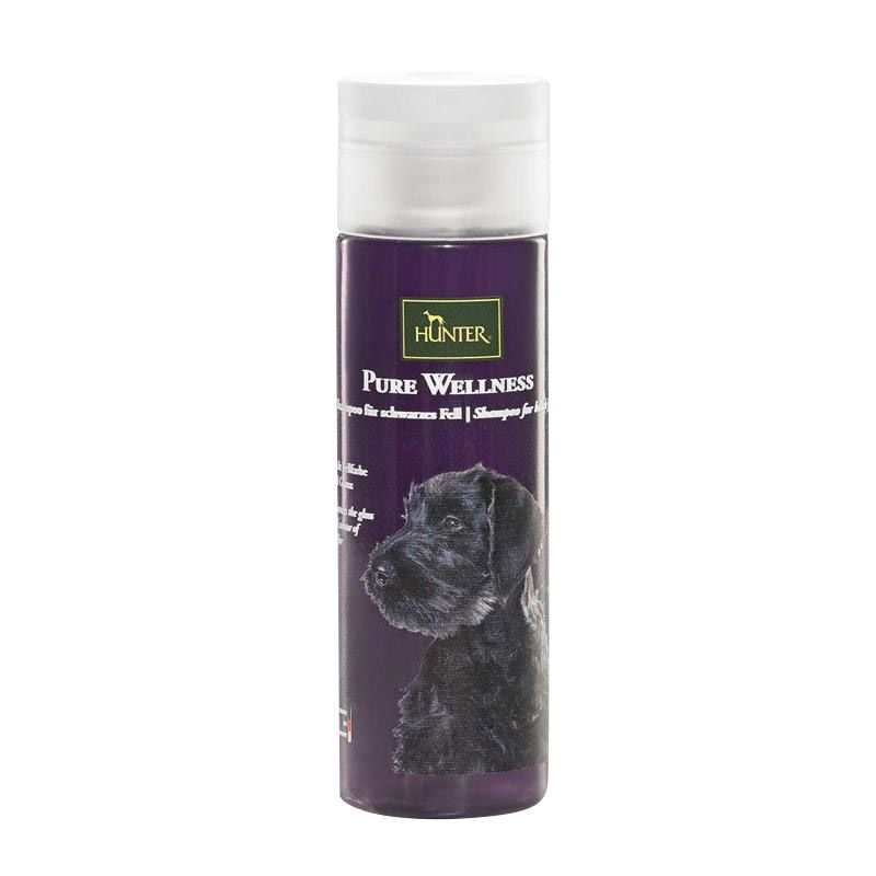 Hunter | Pure Wellness Shampoo für schwarzes Fell