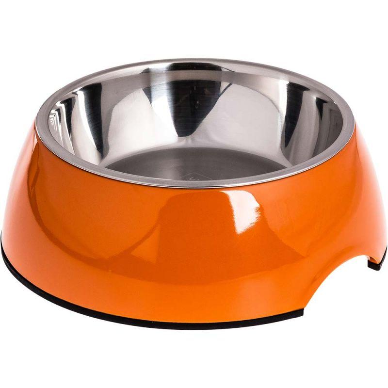 Hunter | Smart Melamin Napf in Orange