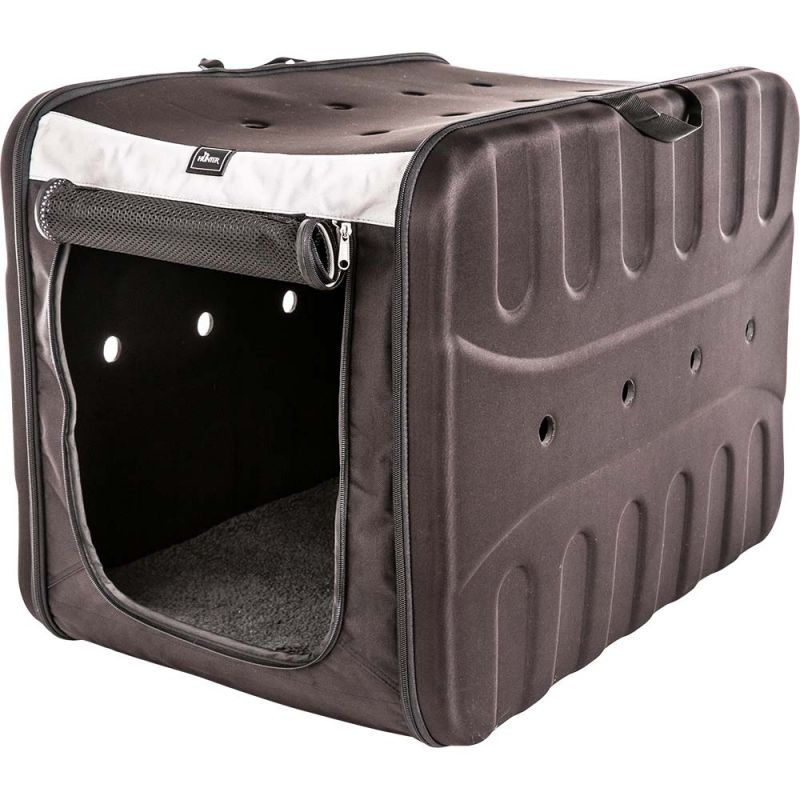 Hunter | Transportbox Comfort, schwarz/grau