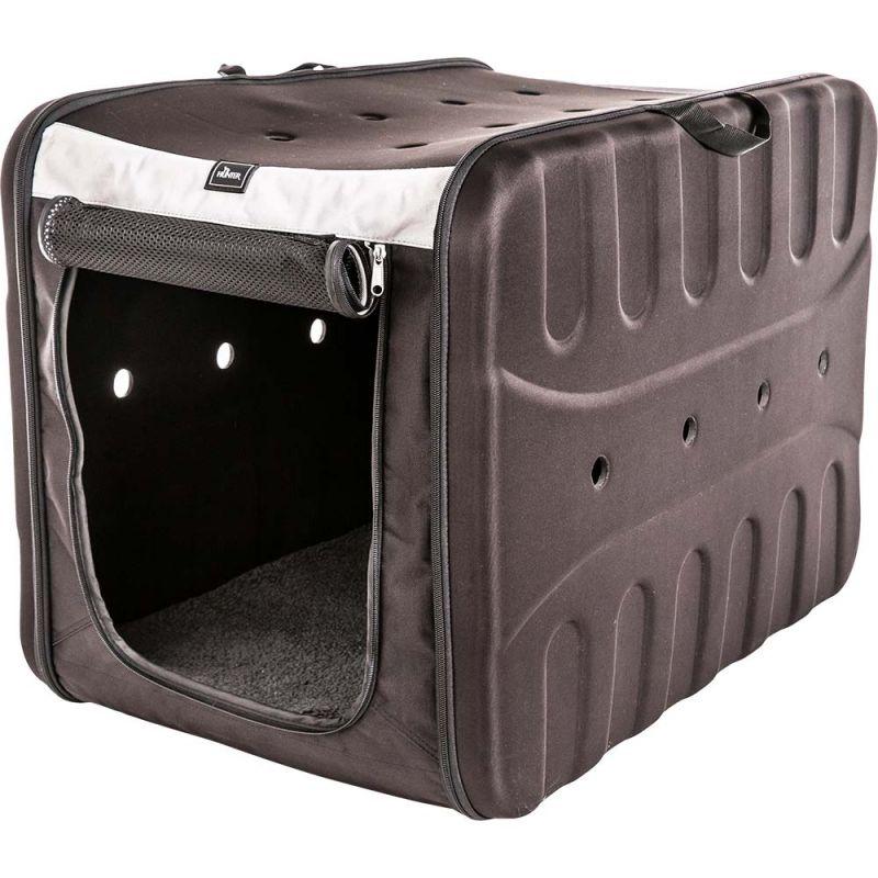Hunter | Transportbox Comfort, schwarz/grau
