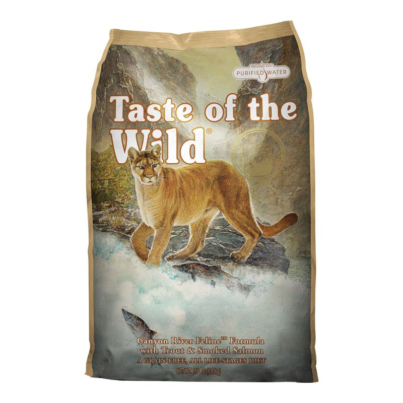 Taste of the Wild | Canyon River