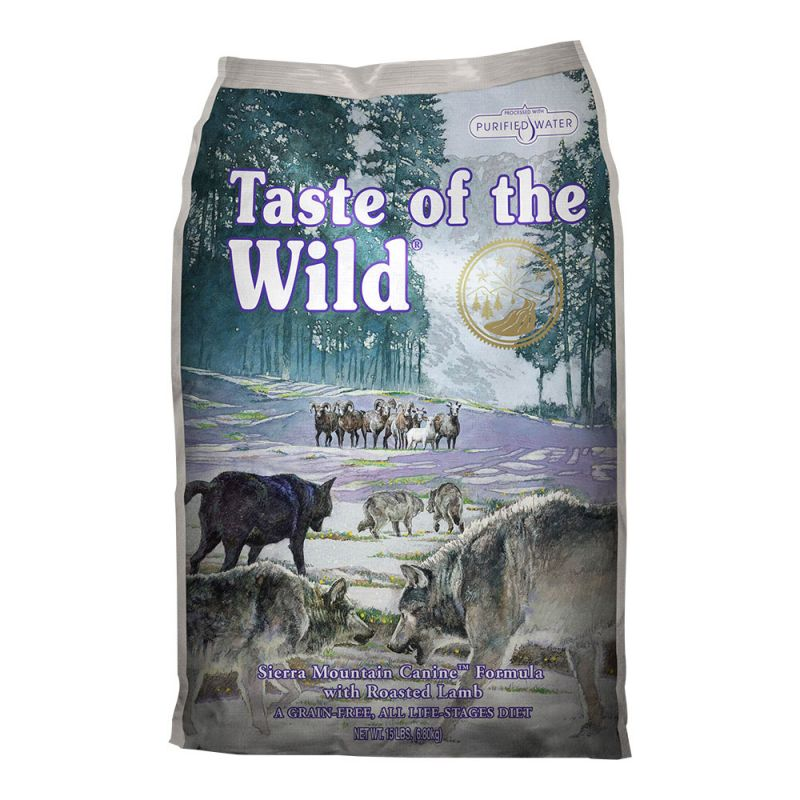 Taste of the Wild | Sierra Mountain