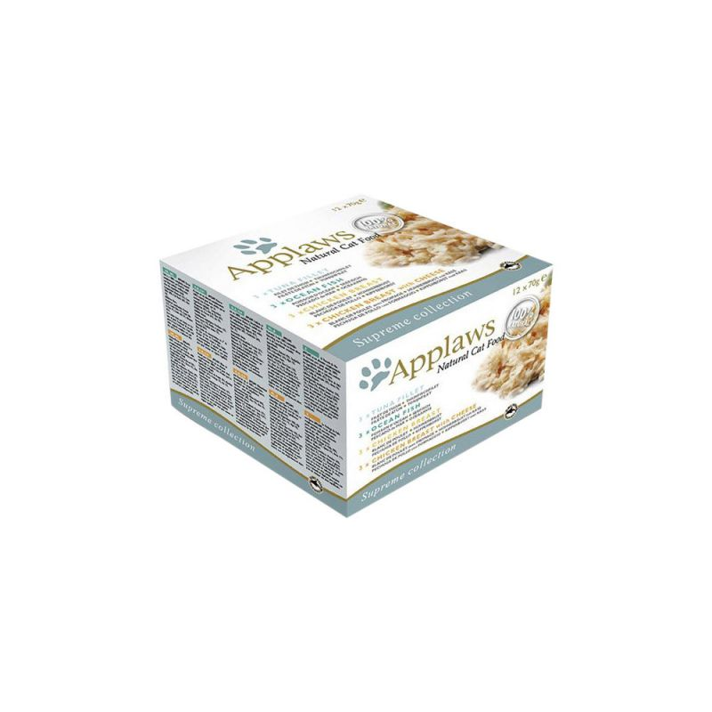 Applaws | Applwas Katze Nassfutter Supreme Selection Multipack