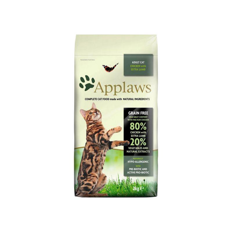 Applaws | Katze Trockenfutter Hühnchen mit Lamm