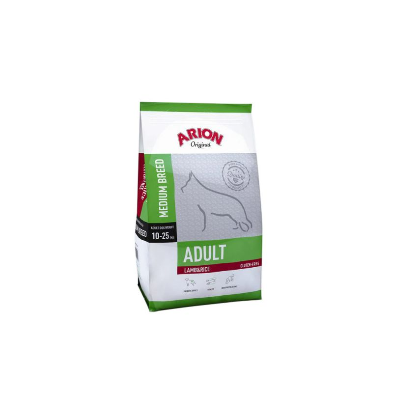 Arion | Original Adult medium Lamb & Rice