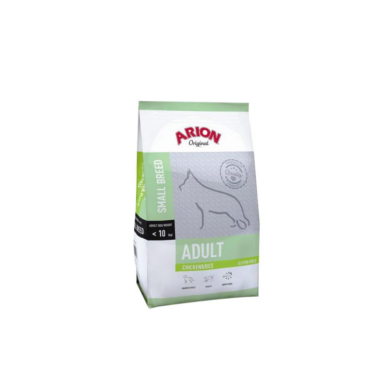 Arion | Original Adult small Chicken & Rice