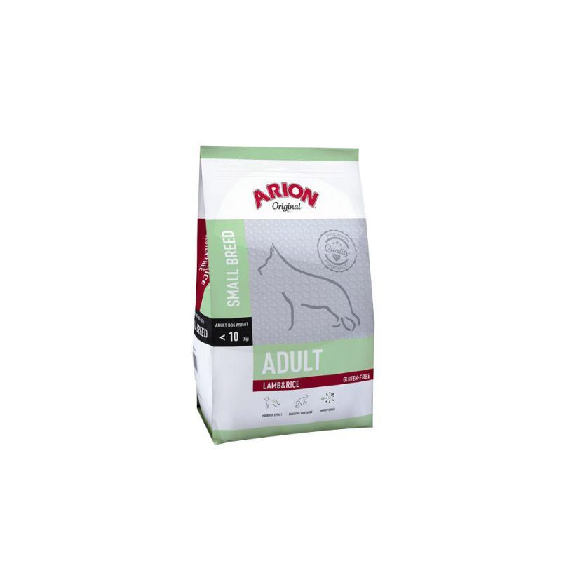 Arion | Original Adult small Lamb & Rice