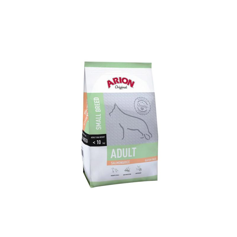 Arion | Original Adult small Salmon & Rice