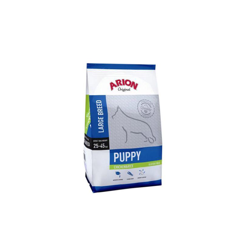 Arion | Original Puppy large Chicken & Rice