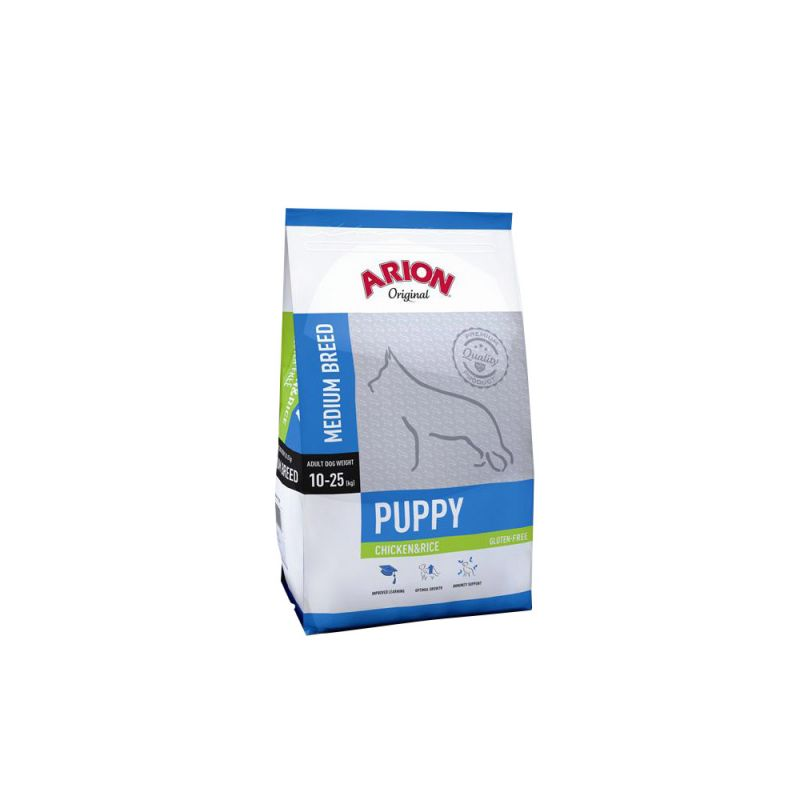 Arion | Original Puppy medium Chicken & Rice
