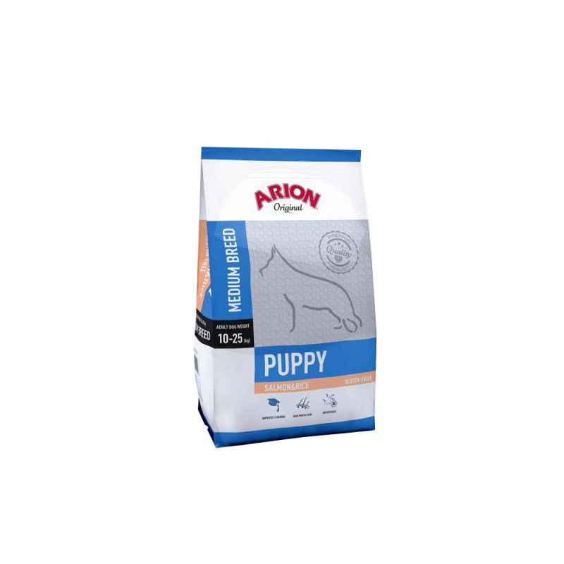 Arion | Original Puppy medium Salmon & Rice