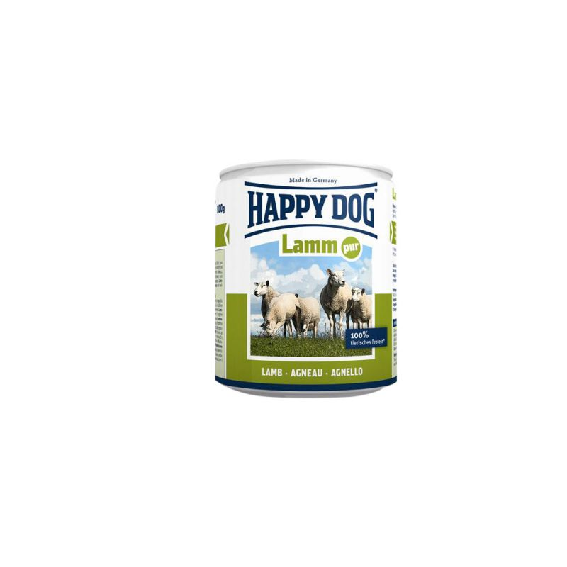 Happy Dog | Dose Lamm Pur