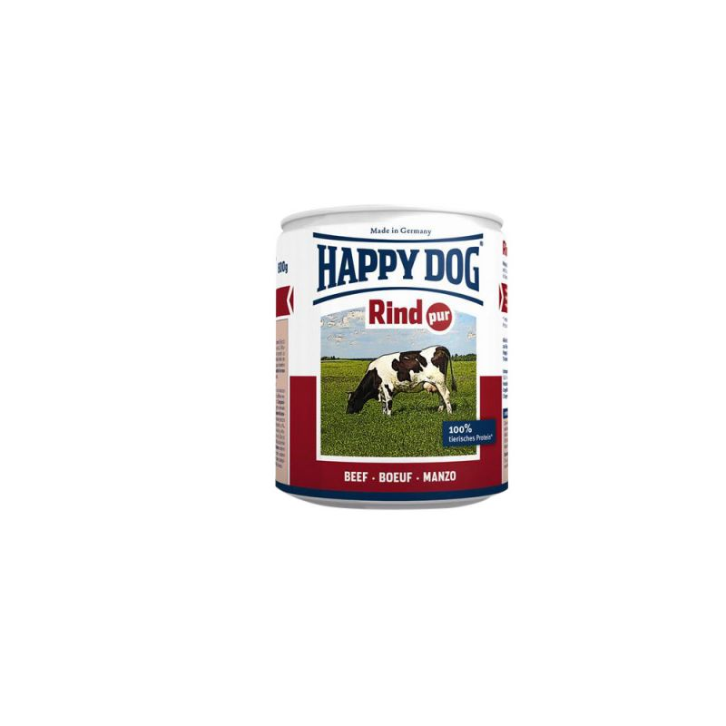 Happy Dog | Dose Rind Pur