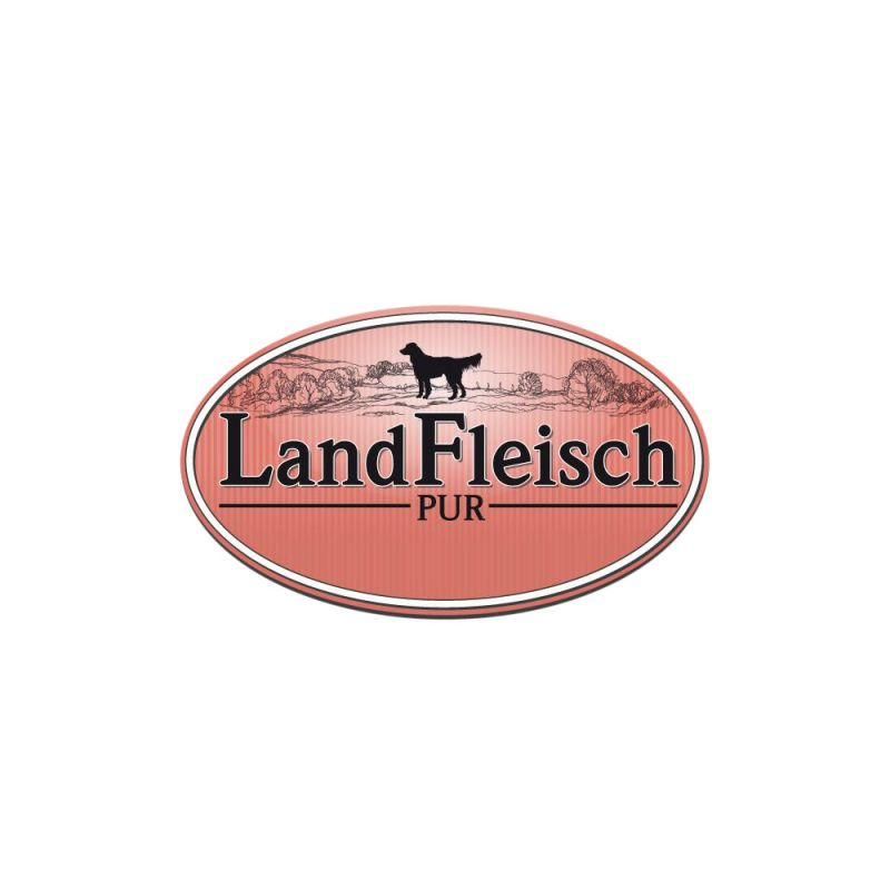 Landfleisch | Landfleisch Dog Pur Lamm & Ente & Kartoffel & Wildapfel