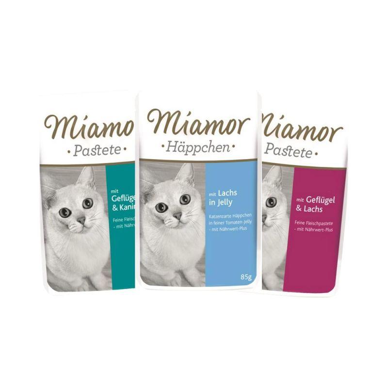 Miamor | Pastete Geflügelleber & Kaninchen Pouch