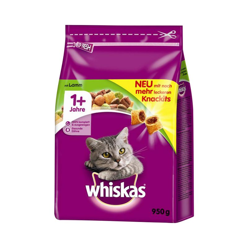 Whiskas | Adult 1+ mit Lamm