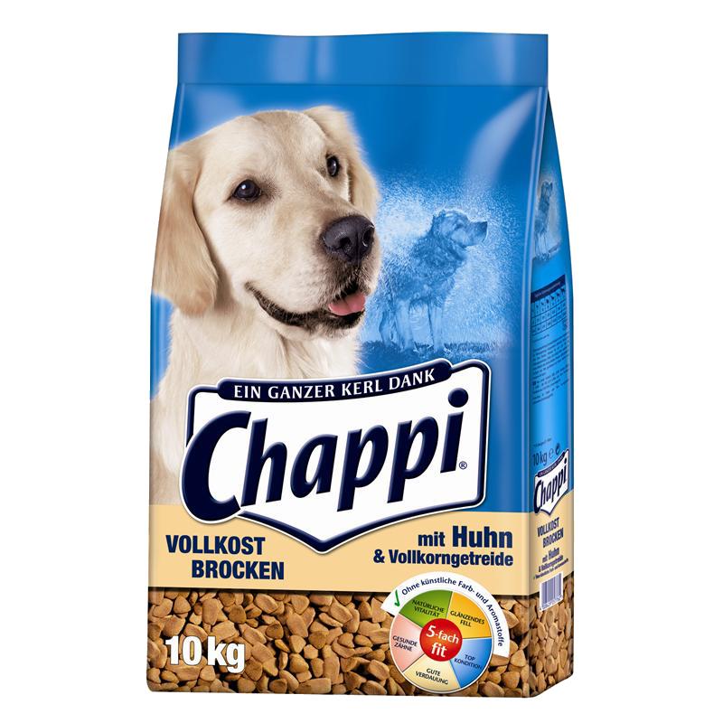 Chappi | Vollkost Brocken Huhn & Vollkorngetreide