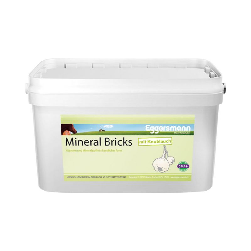 Eggersmann | Mineral Bricks Knoblauch