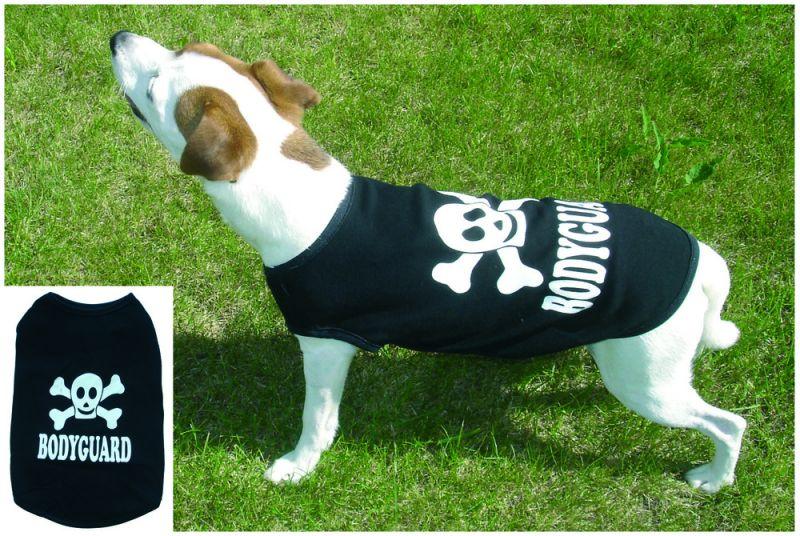 Heim | T-shirt BODYGARD schwarz